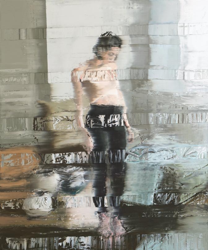 Andy Denzler, Random Noise, 2016